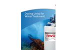 RWO - Chemical Dosing Units Brochure