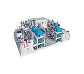 RWO - Seawater Reverse Osmosis Desalination System