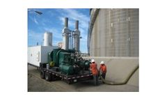 Storage Tank Degassing Service