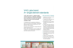 VHG Labs - A plus Single-Element Standards