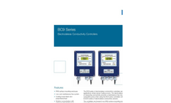 Model BC9 Series - Electrodeless Conductivity Controllers - Brochure
