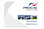 Procal - Integrated Emissions & Monitoring Systems - Brochure