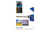 Procal 2000 Range of Infra Red Analysers Brochure