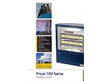 Procal - 1000 - Analyser Control Unit (ACU) and Reporting Brochure