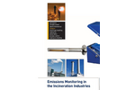 Incineration Industry Emissions Monitoring & Analysis - Brochure