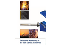 Iron & Steel Industry Emissions Monitoring & Analysis - Brochure