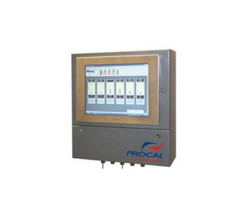 Procal - Model 1000 - Analyser Control Unit and Reporting from CMS
