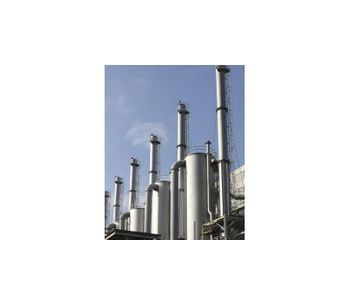 Chemical Industry Emissions Analysis - Chemical & Pharmaceuticals
