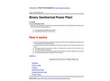 Combined Cycle Units (GCCU) – Brochure