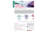 Energy and Carbon Solution Overview