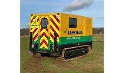 Lankelma - Model UK23 - Tracked Rigs