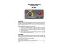 Model HC 897 - Heavy Duty Constant Flow Solenoid Driven Dosing Pump Manual