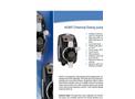 Model HC 897 - Heavy Duty Constant Flow Solenoid Driven Dosing Pump - Brochure