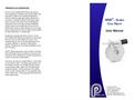 Model MD-R Series - Gas Sample / Membrane Air Dryers Brochure
