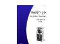 GASS - Model 2040 - Sampling System - Brochure
