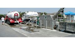 Municipal wastewater solutions for septage & grease receiving sector