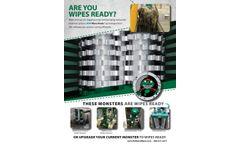 Wipes Ready® Technology - Brochure