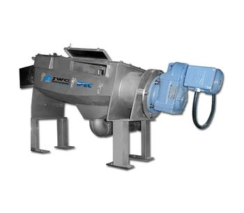 JWC - Model SLB - Screening Conveyor Compactor