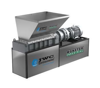 JWC - Model 7-Shred-1 - Heavy Duty Shredder