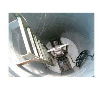 Pre-Fabricated Sewer Manholes-1