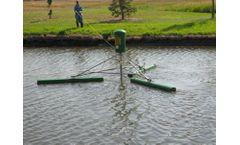 Dagaz Environmental - Model 200 Series - Electric Powered Pond Circulator