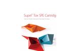 Supel - Model Tox SPE - Cartridges - Brochure