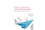 ASSET EZ4-NCO Dry Sampler for Isocyanates - Brochure