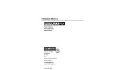 Pinnacle - Model Onyx PCX - Post-Column Instrument-  Brochure