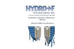HydroFloat - Dissolved Air Flotation Systems (DAF) Brochure