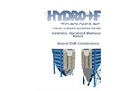 FloatPac - Inclined Plate Style Dissolved Air Flotation System - Brochure