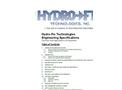 Model API Series - Oil/Water Separators Brochure