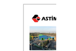ASTIM - Scope of Supply for Reference Projects - Brochure