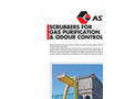 ASTIM - Scrubbers For Gas Purification and Odour Control - Brochure