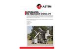 ASTIM - Model IPT - Integrated Pretreatment System - Datasheet