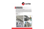 ASTIM - Screening Technology - Brochure