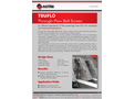 ASTIM- Truflo - Through Flow Belt Screen - Brochure