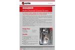 ASTIM - Model KPC - Grabber - Multi-Channel Coarse Screen - Brochure