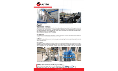 ASTIM - Grit Treatment  System - Brochure