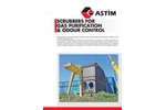 ASTIM - Model SCR - Scrubber for Gas Purification & Odour Control - Brochure