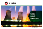 Water Intake Structures Services - Brochure