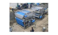 ASTIM - Model FBP - Belt Filter Press