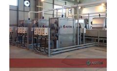 ASTIM Cenflo - Model CPS - Centre Flow Perforated Screen