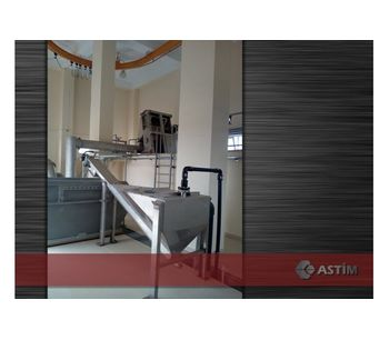 ASTIM - Model AGS - Grit Classifier Systems