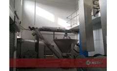 ASTIM - Model AGW - Grit Washer Separator
