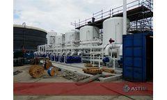 ASTIM - Model FLT - Pressure Sand Filtration