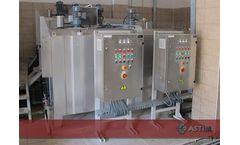 ASTIM - Model APP - Polymer Preparation & Dosing Unit