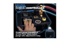 Model MP10 - MicroPurge Digital Controller