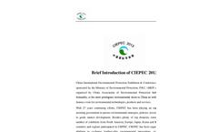 CIEPEC2013 Exhibitor Manual- Brochure