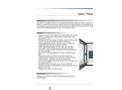 Hydra - Transducer Control Panels Brochure