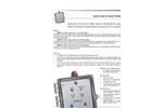 OSSIM-30-OR - Single Phase Simplex – Brochure